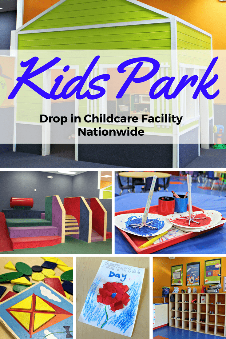 Are you in need of last minute childcare? Then check out KidsPark, an hourly childcare facility with locations nationwide.