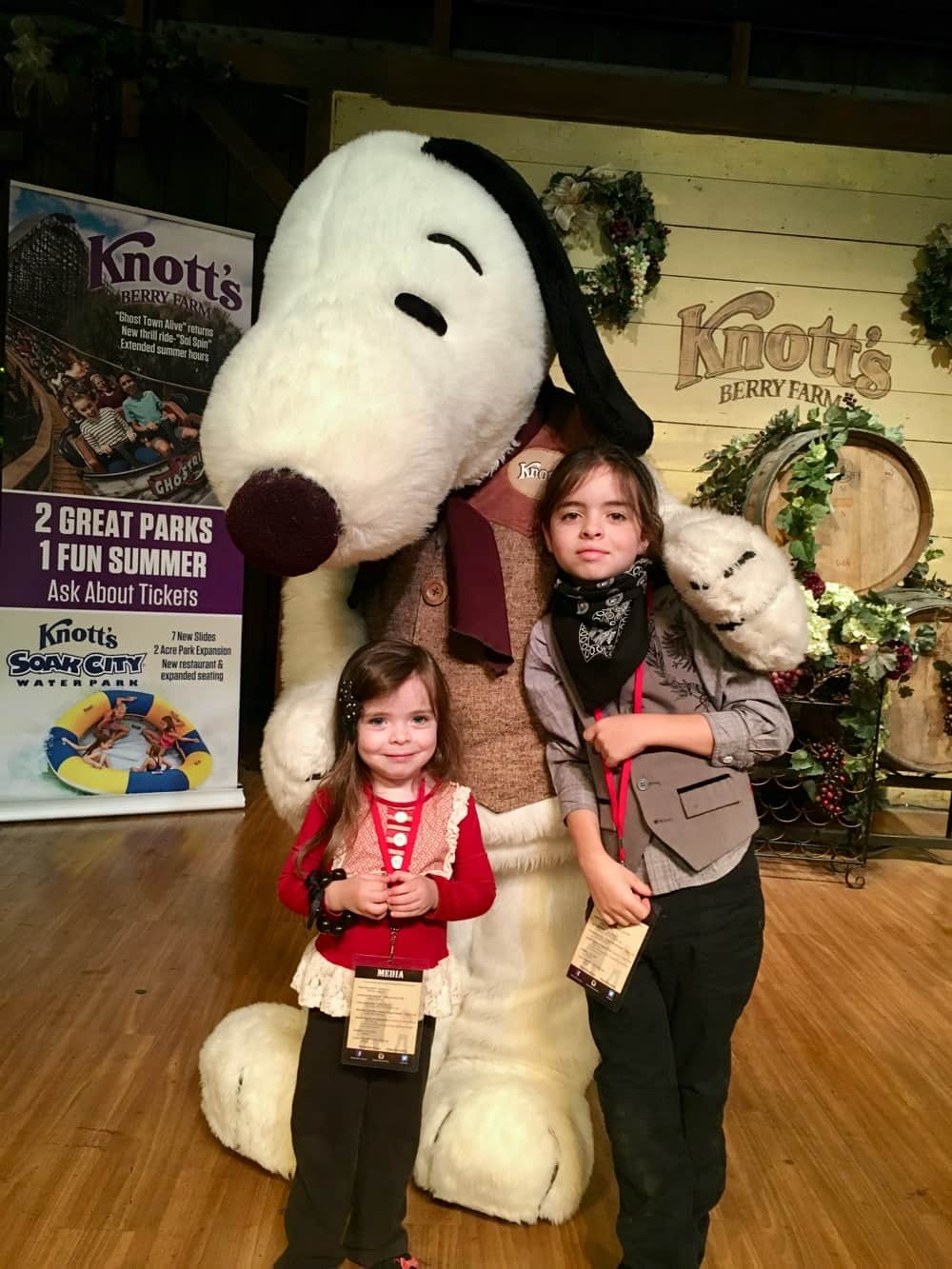 Knott's Berry Farm Ghost Town Alive Discount Tickets