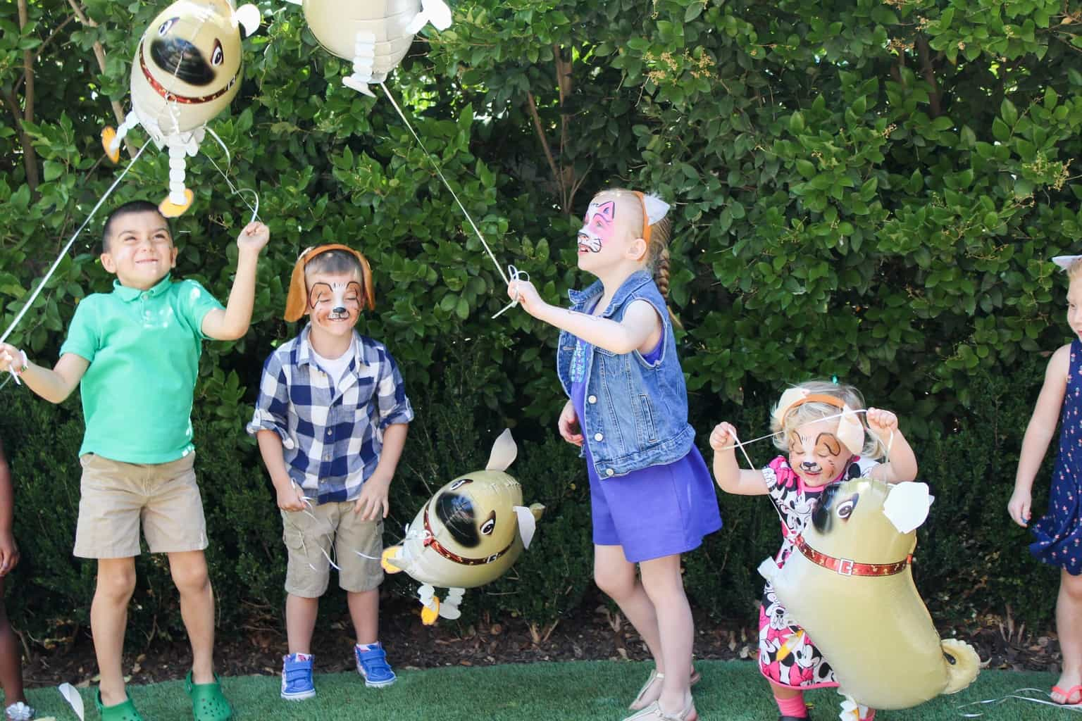 Are you planning a Disney Junior Puppy Dog Pals birthday party? Then check out out this list of of 10+ Unique Puppy Dog Pals Birthday Party Ideas for any occasion.