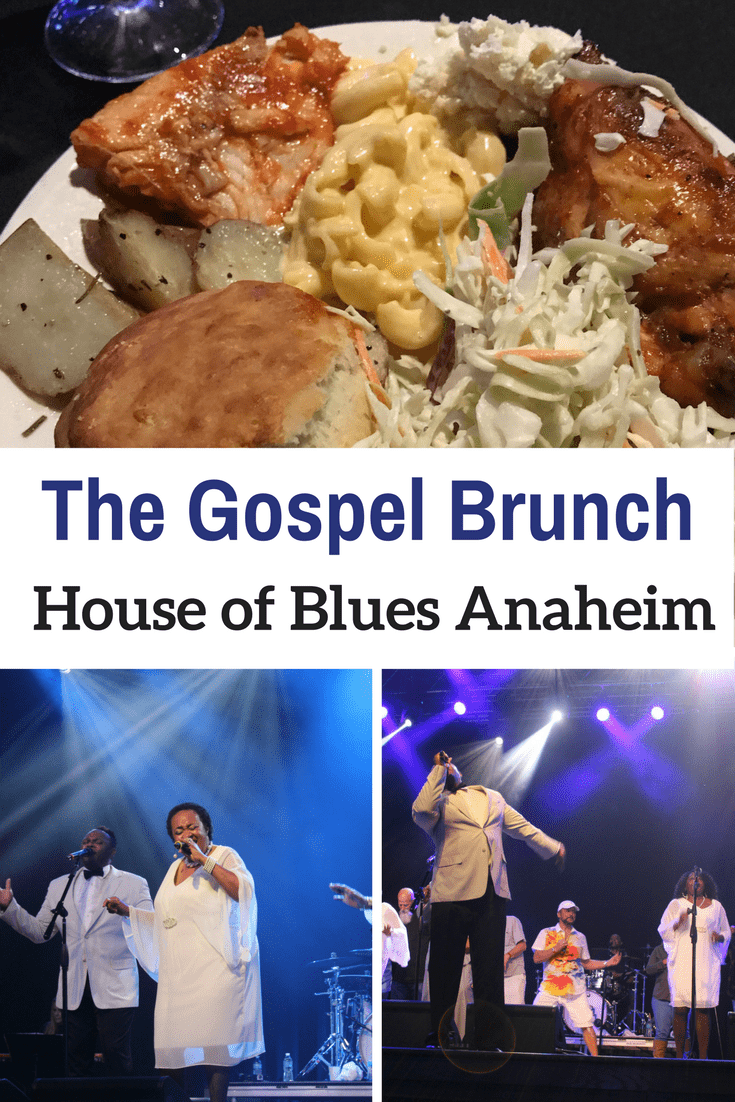 The new House of Blues Anaheim is pleased to introduce a reimagined Gospel Brunch experience each Sunday of the month. A new Southern inspired soulful menu features signature brunch dishes and live action carving and omelet stations. The electrifying, uplifting and unprecedented gospel show is unlike any other brunch experience available. Gospel Brunch is perfect for families, visitors and special celebrations.