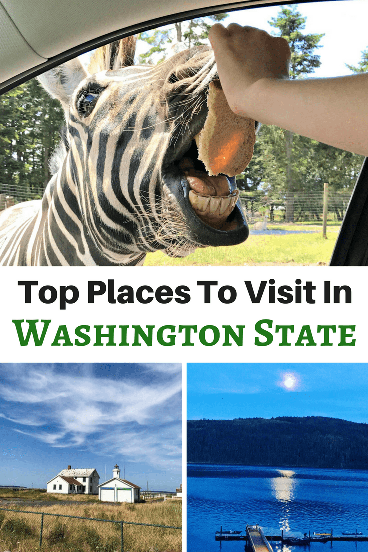 Are you planning a vacation to Washington State? Check out these Top Not-To-Miss Places To Visit in Washington while touring the area.