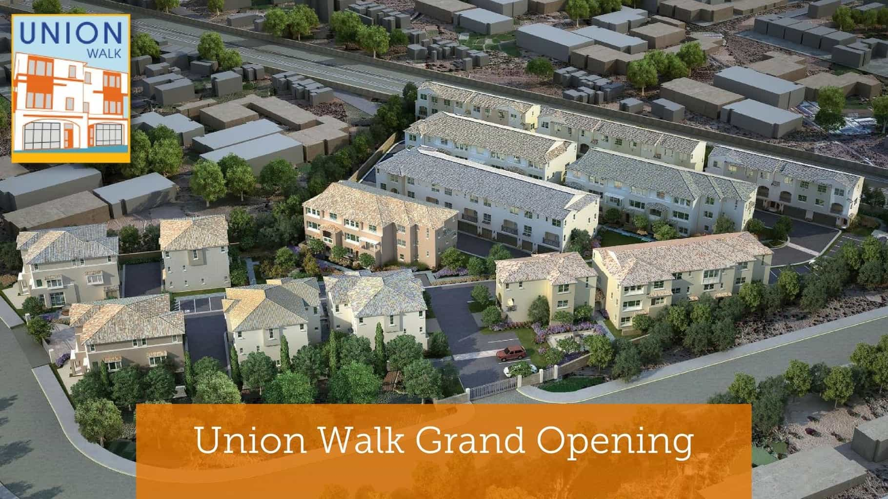 Urban Walk in El Monte consists of brand new three-story townhomes with up to 2,291 square feet of flexible and versatile living spaces.  Homes sizes range from two to four bedrooms, up to three and a half baths, and two-car garages.