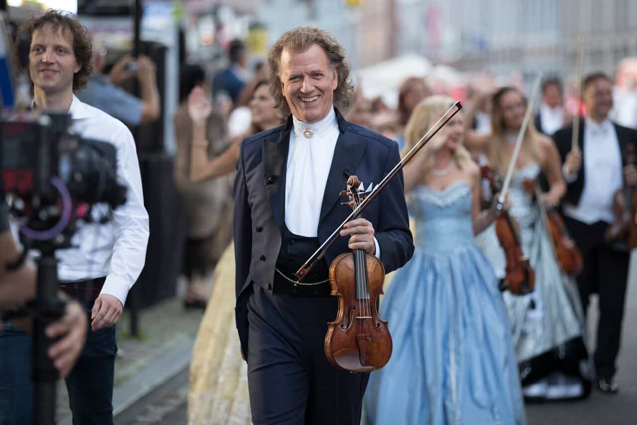 Andrew Rieu Concert Review