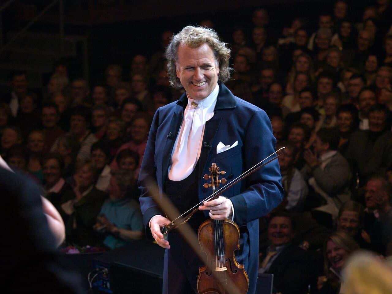 Andrew Rieu Concert Review