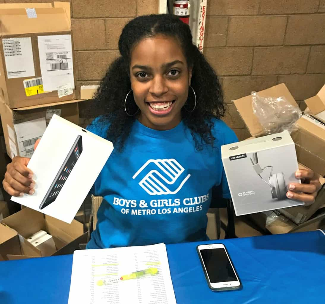 Learn how Boys and Girls Clubs of America is making a difference in the lives of kids in Los Angeles through a new mobile app called My.Future.