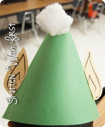Preschooler Christmas Craft