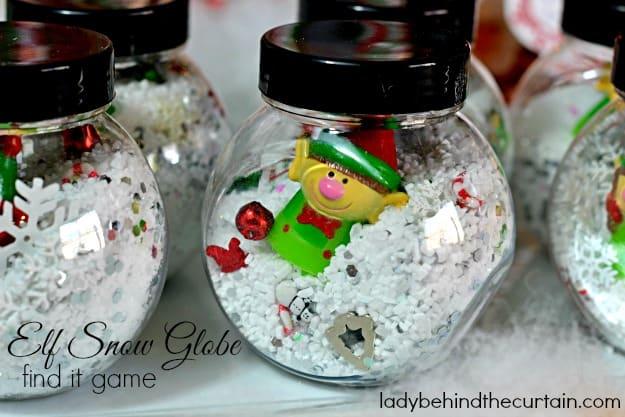 Toddler Christmas Elf Craft