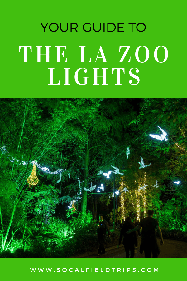 Do you want to take your family to a truly festive holiday event this year? Then check out the LA Zoo Lights with over 100,000 sparkling lights on display. Learn how to get discount tickets to LA Zoo Lights here.