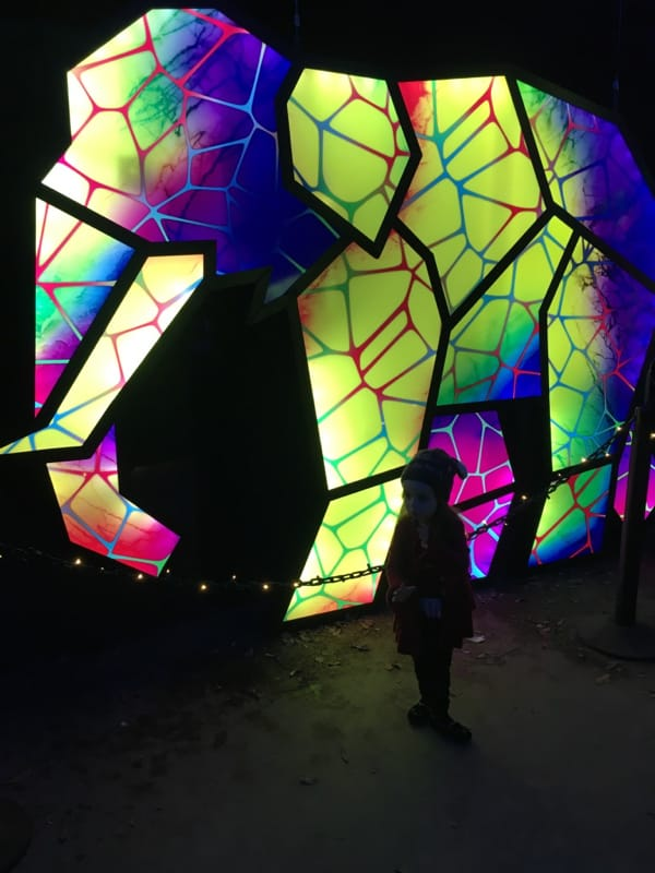 How to get discount tickets to LA Zoo Lights in Los Angeles