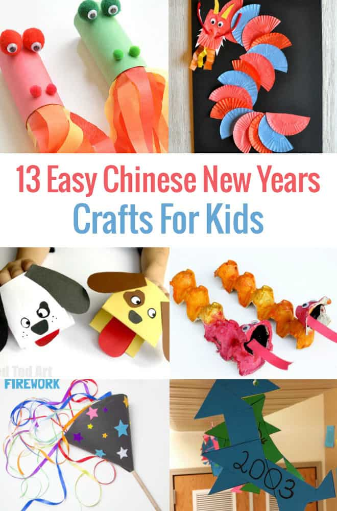New Year Craft Ideas For Kids Part - 18: Did You Know That The Chinese New Year, Also Known As The Spring Festival,