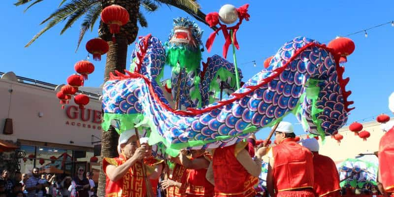 Best Chinese New Year Celebrations in Southern California
