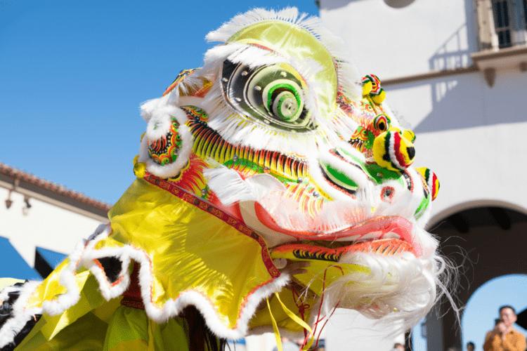 Children Lunar Year Celebrations in Orange County California