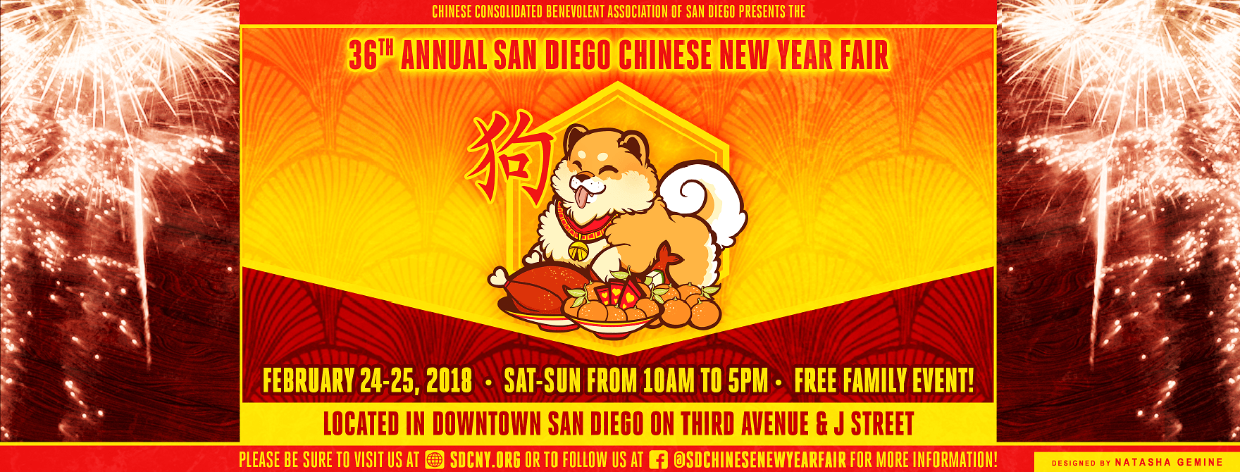 Family Lunar New Year Celebrations in San Diego