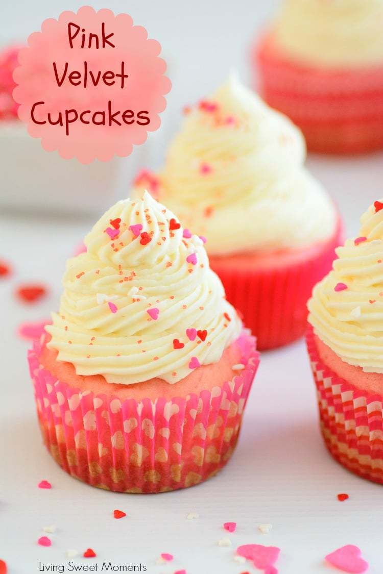 Are you looking for an easy to make Valentine's Day cupcake recipe for kids? It'll be love at first bite with one of these indulgent seal-the-deal Valentine's Day treats. Ideal for classroom and office parties.