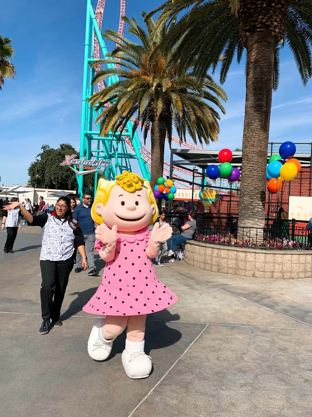Are you a Snoopy fan? Attend the annual Knott's Berry Farm Peanuts Celebration every winter in Buena Park, California! From Snoopy inspired treats to live entertainment to meeting Pig Pen in the Livery Stable, there is something for every Snoopy fan.