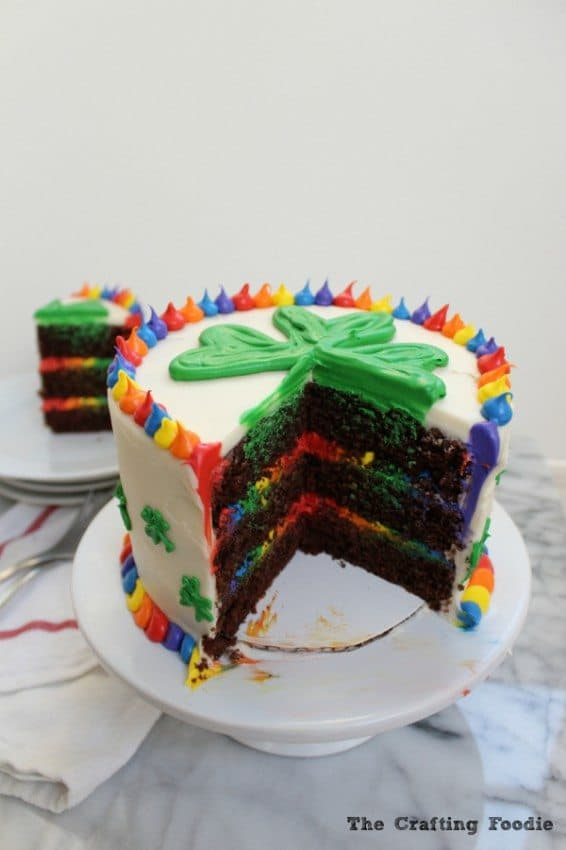 How To Make A Rainbow Cake Recipe