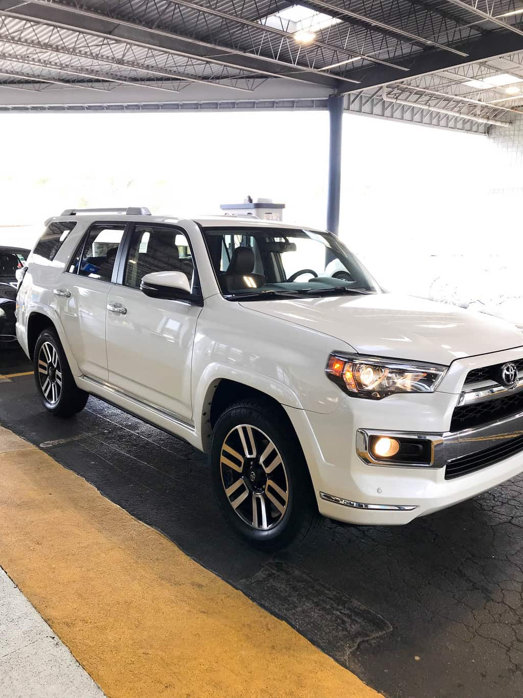 2017 Toyota 4Runner 4wd SUVs Review