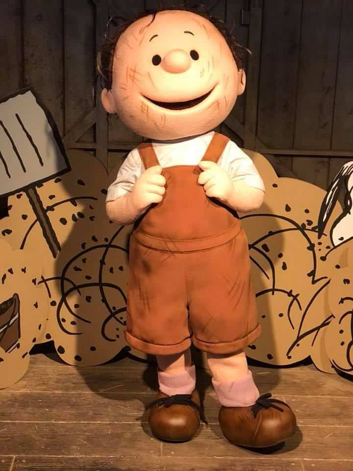 Pig Pen in the Livery Stable at Knott's Berry Farm