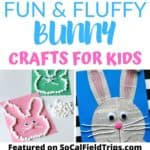 Easy Easter Bunny Crafts For Kid