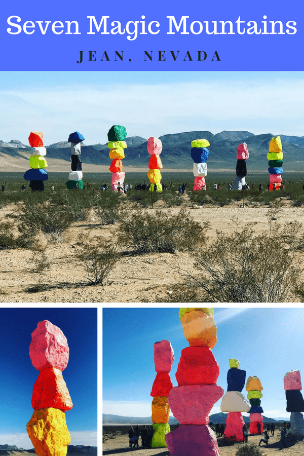 As one of the largest land-based art installations in the United States, Seven Magic Mountains, located right outside of Las Vegas, is bringing happiness to the desert.  Positioned within the Ivanpah Valley and surrounded by the local mountains, Seven Magic Mountains stands out as eye candy along the freeway.  Each locally-sourced limestone boulder boasts a different fluorescent color ranging from neon pink to deep ocean blue. The art exhibit is open year round.