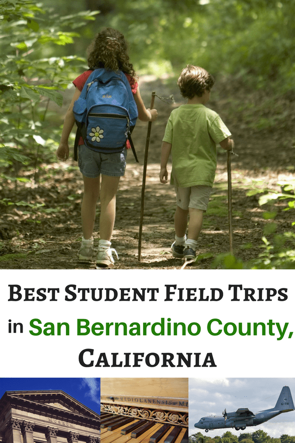 Check out this list of 40+ School Feld Trips in San Bernardino County, Calfornia. From farm tours to art museums to nature hikes, there are fun field trips for all ages and interest levels.