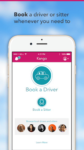 Introducing Kango, the new Uber for kids in Los Angeles! Toting multiple kids around town and taking them to their extracurricular activities can quickly go from an annoying chore to a never-ending task that consumes your life. With Kango, now you can get all your kids to their activities on time!