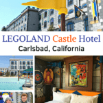 Do your children love LEGOS? Then take them to The LEGOLAND Castle Hotel in California which creates a family adventure fit for a king with the castle's exclusive LEGO® characters and many mischievous interactive surprises.