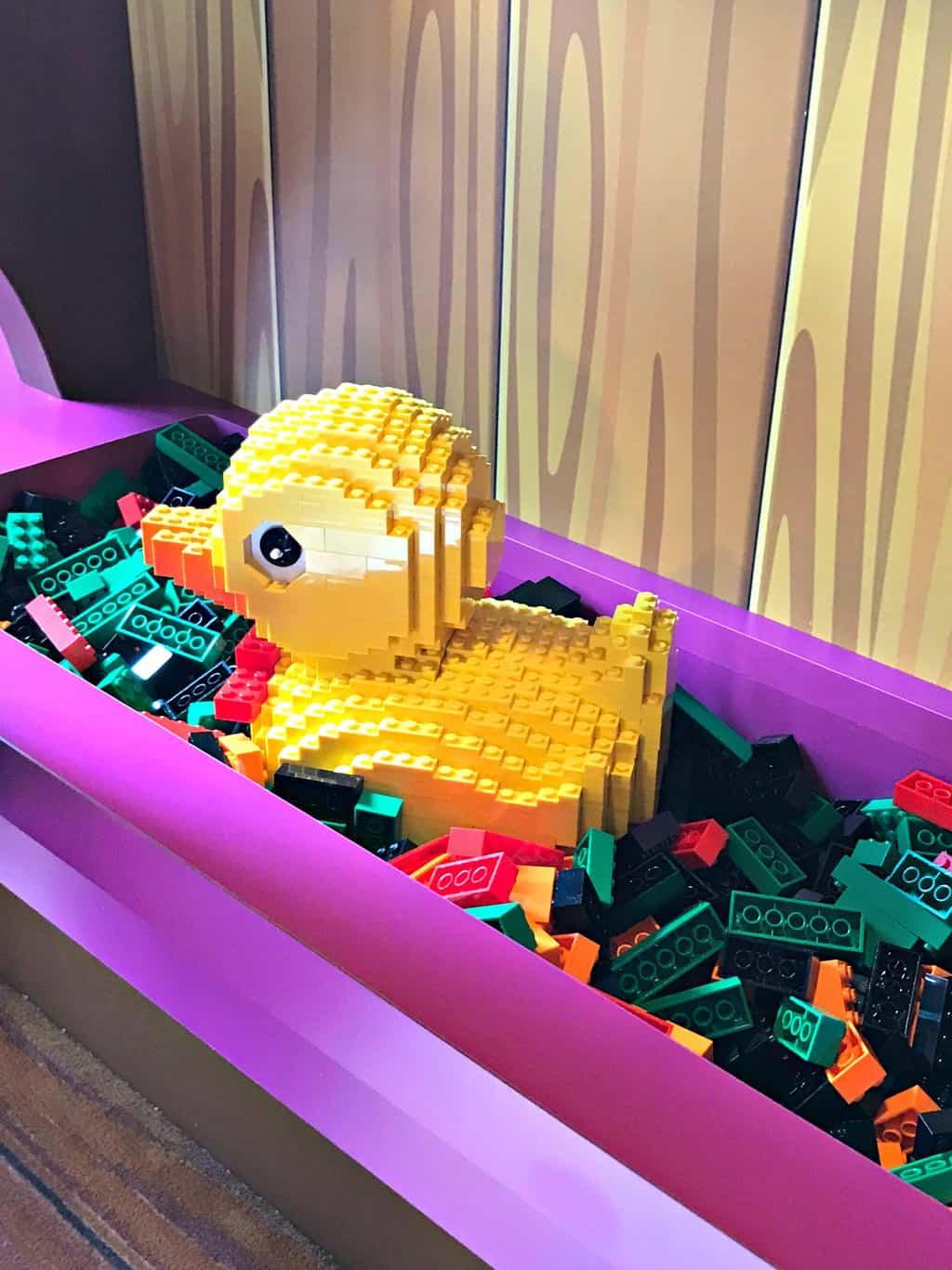 Princess Room Legoland Castle Hotel Carlsbad