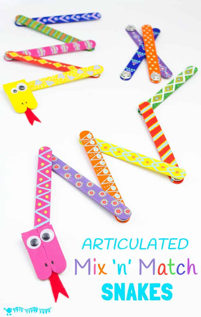 cute popsicle stick craft for kids