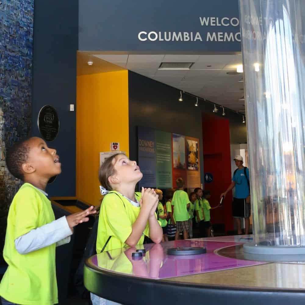 Columbia Space Memorial Center Field Trip For Kids