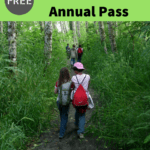 """Is your child in 4th grade? Learn how to sign up for a free """"Every Kid in a Park"""" National Parks Pass. The pass is good for your entire family to get into over 2,000 United States federal recreation sites for free."""