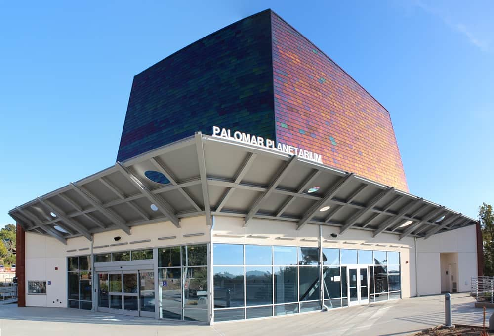 Palomar College Planetarium Field Trips