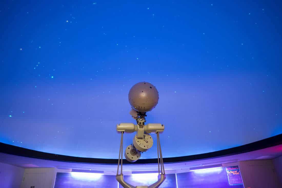 Riverside Community College Planetarium Field Trips