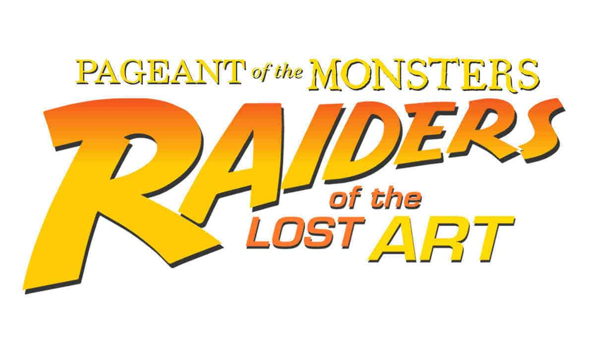 "Pageant of the Monsters: Raiders of the Lost Art, Laguna Beach (10/26-10/28 & 10/31) Just when you thought it was safe to go backstage, the Festival of Arts and Pageant of the Masters brings a monster of a good time back to Laguna Beach! This only happens every five years, so you'll want to enjoy this latest experience while you can! Pageant of the Monsters is a frightfully fun time with ghoulish tricks and treats, and a haunted house with an artistic twist located within the Pageant's backstage area.  This year's theme is ""Raiders of the Lost Art,"" and will send trick-or-treaters on a treasure ""haunt"" through the workshop labyrinths and behind-the-scenes catacombs.  The Festival of Arts grounds will be filled with Halloween-themed art activities, music and other ""spook-tacular"" surprises."