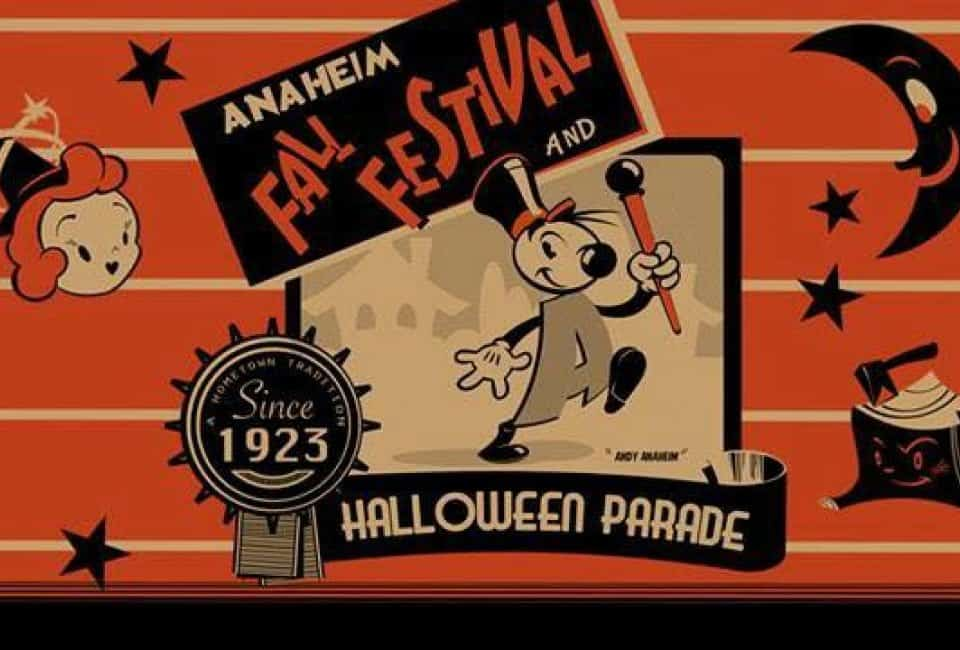 Anaheim Fall Festival and Halloween Parade