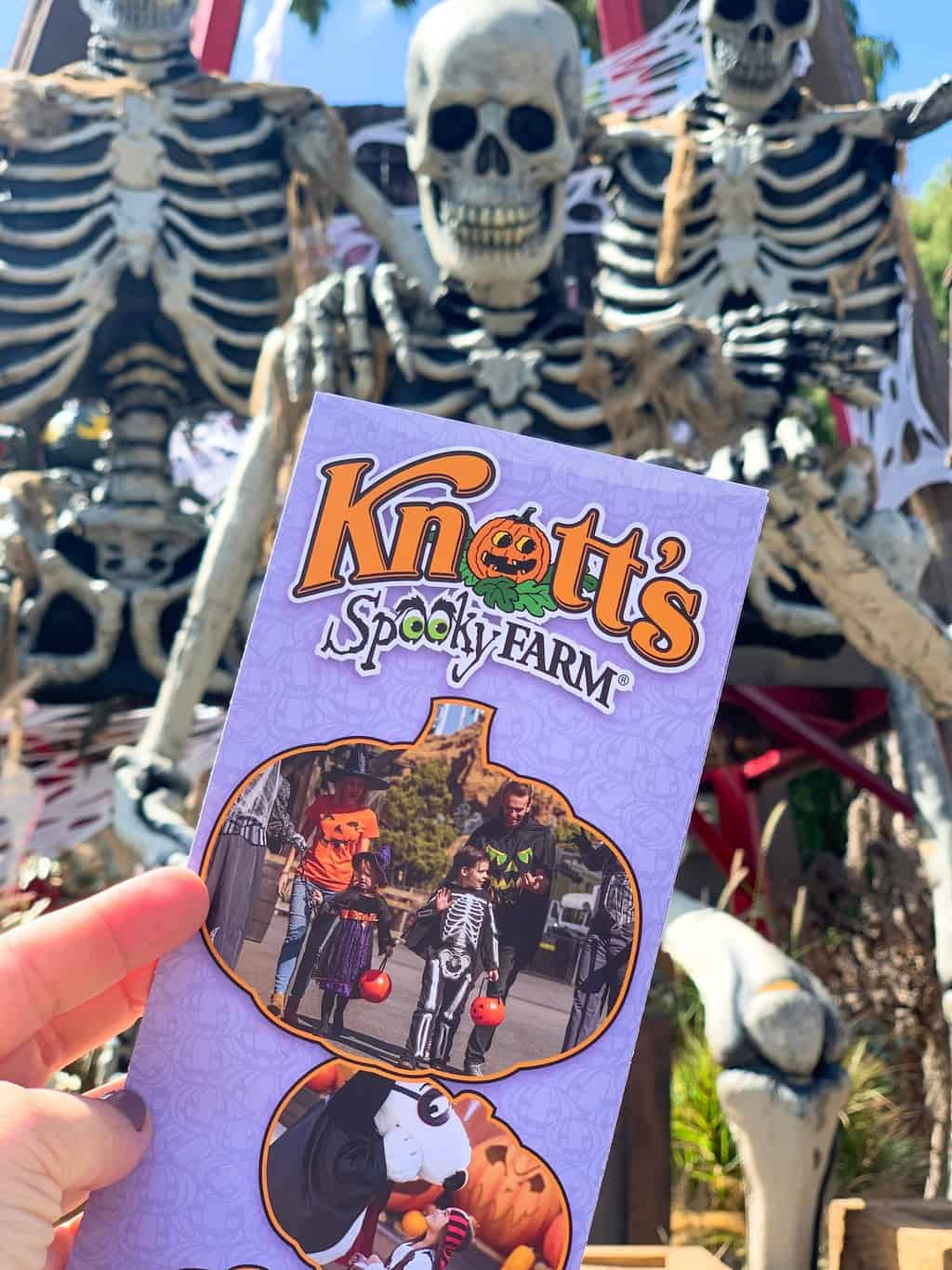Knott's Spooky Farm Dates and Times