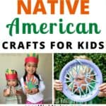 13 Native American Crafts For Homeschooling