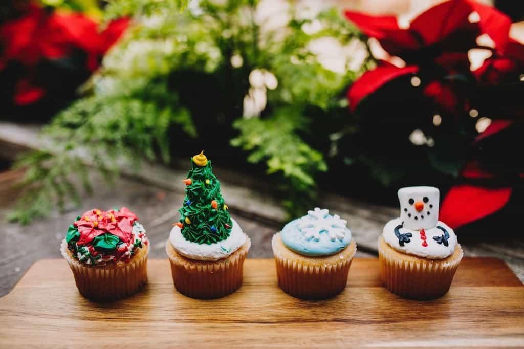 Merry Farm Desserts