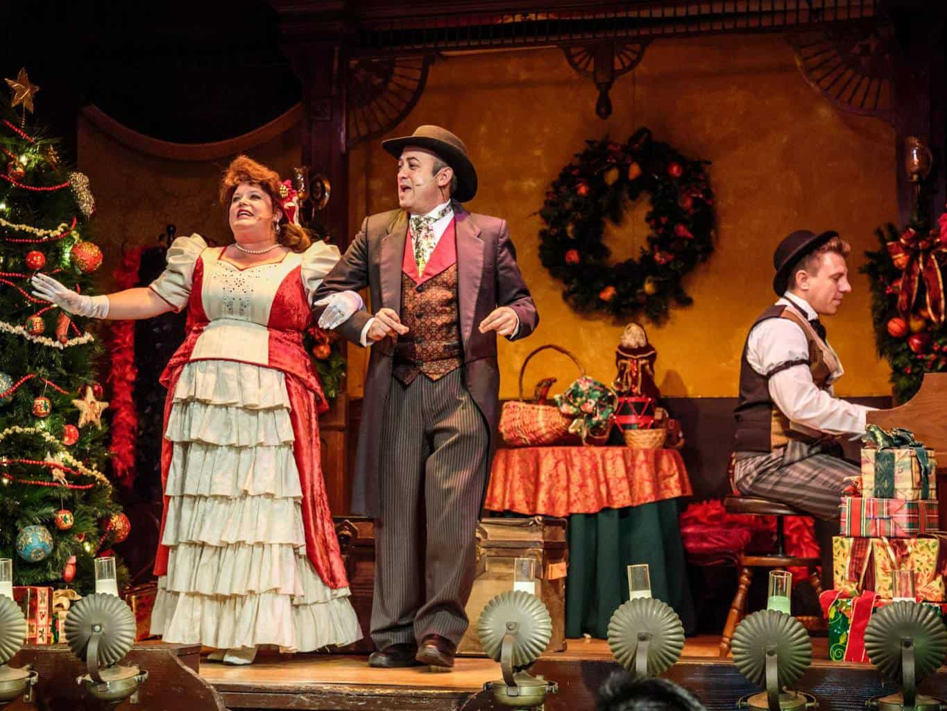 Christmas shows at Merry Farm