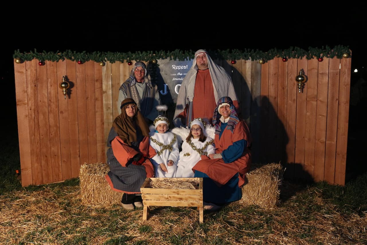Live Nativity Events in Southern California