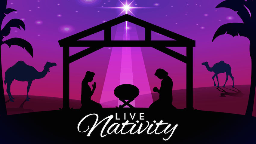 Live Nativity Scenes Los Angeles