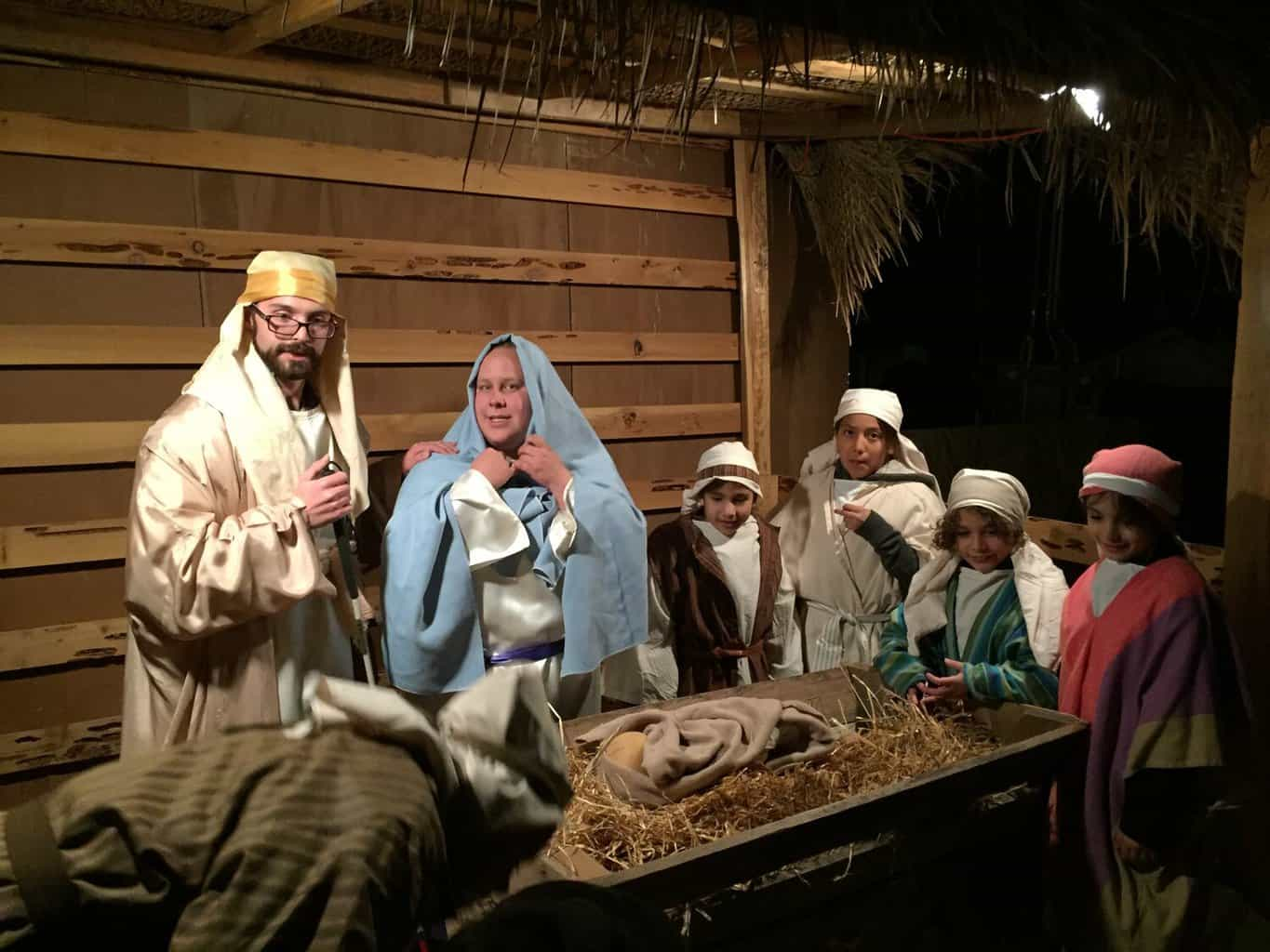 Live Nativity Near Me 2018
