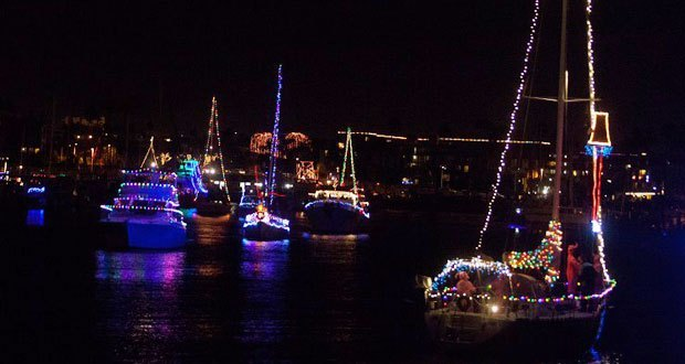 Oceanside Holiday Boat Parade
