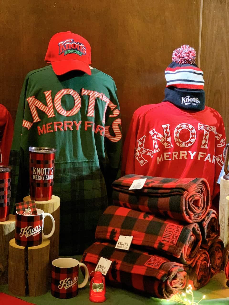 Souveniors Knott's Merry Farm