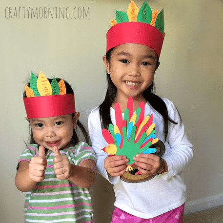 Are you learning about Native American History? When learning about Native American Indians, children love making Indian arts and crafts. To go along with your lesson plan, check out this list of 13 Native American Craft for Kids which includes Indian headbands, necklaces, teepees, handprints and more.