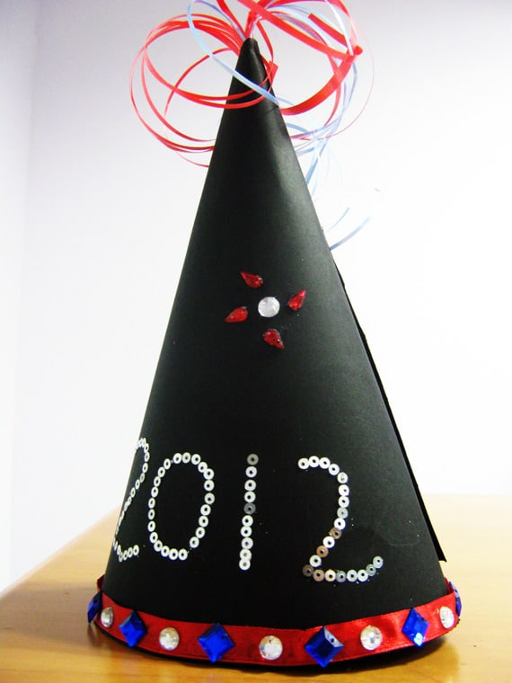 Toddler New Years Craft