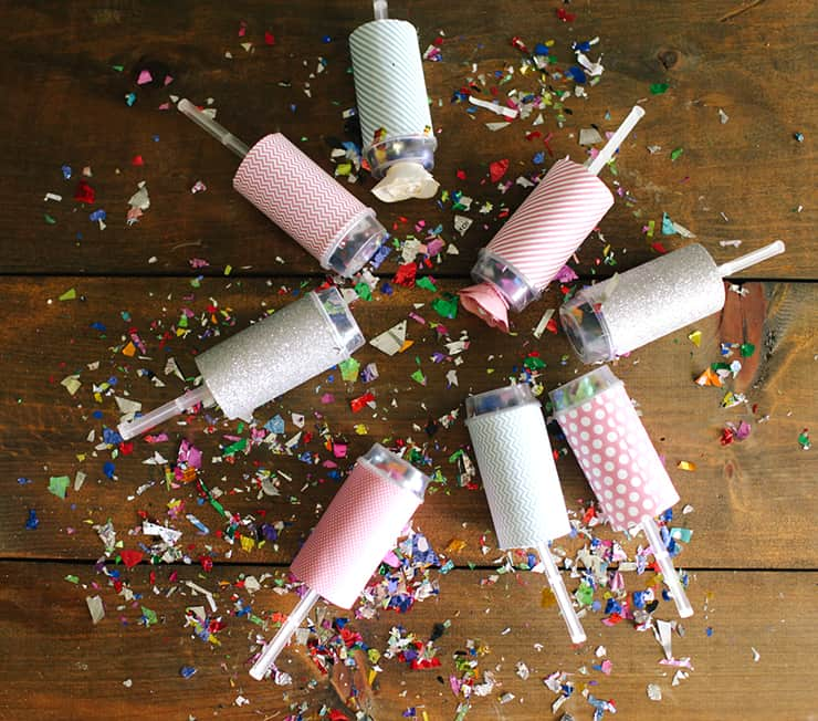 Children's Craft Idea For New Years