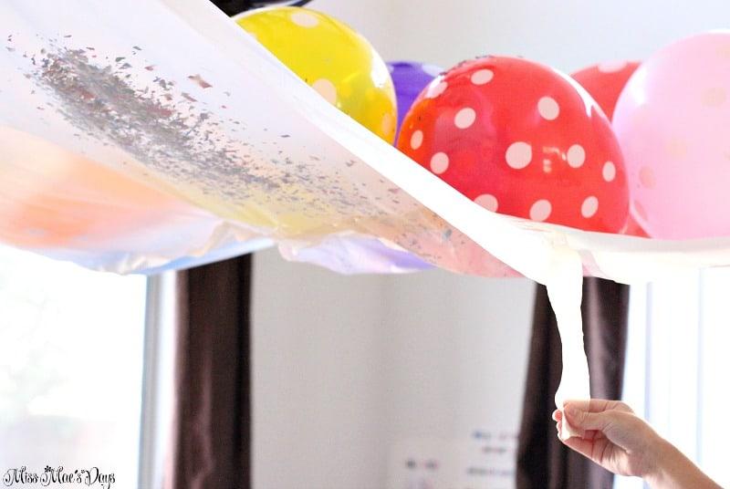Kids balloon craft idea