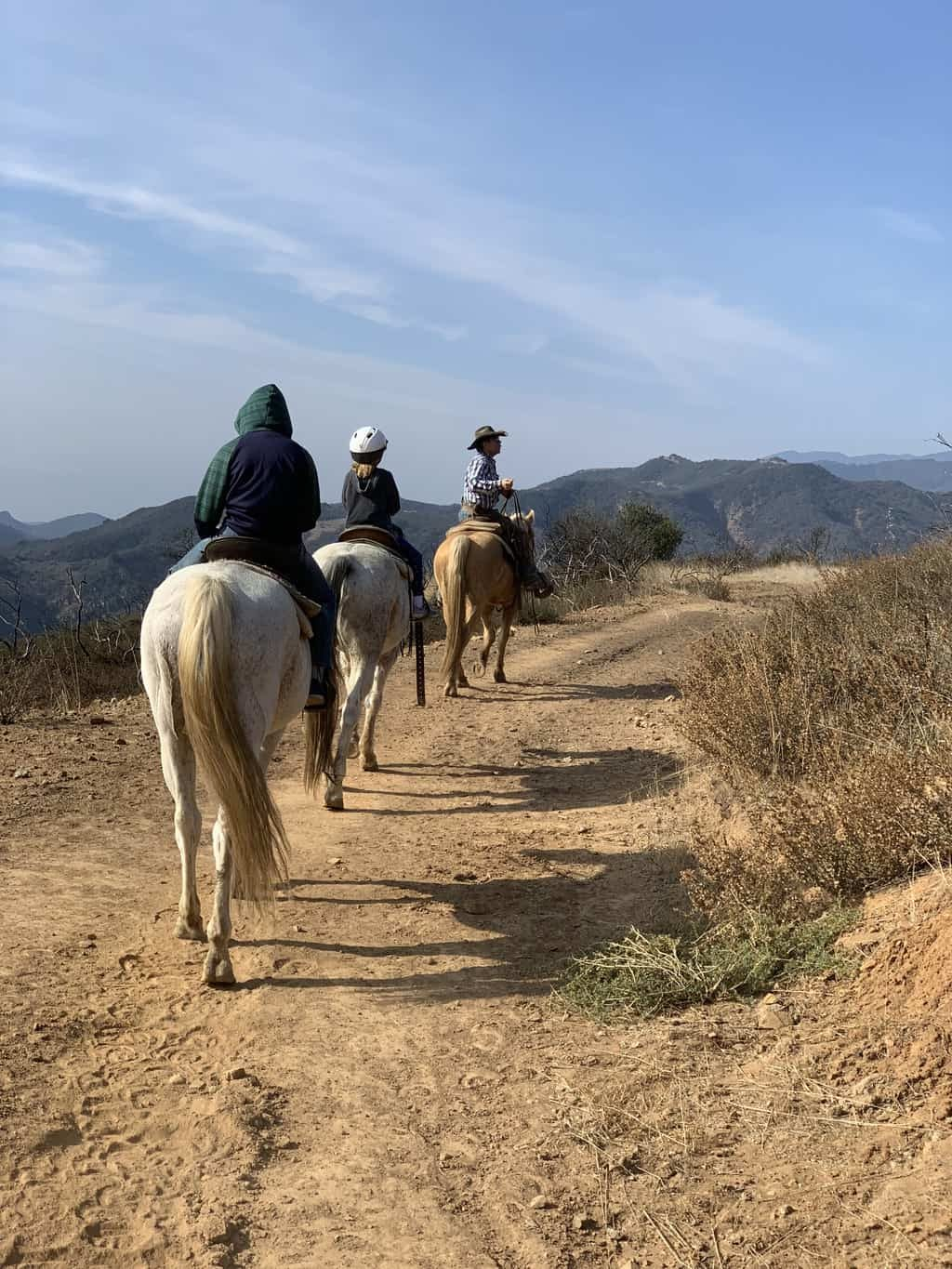 Circle Bar B Resort in Santa Barbara offers guests the opportunity to go horseback riding, relax by the pool or take a scenic hike on one of the many private trails around the 1,000 acres property.