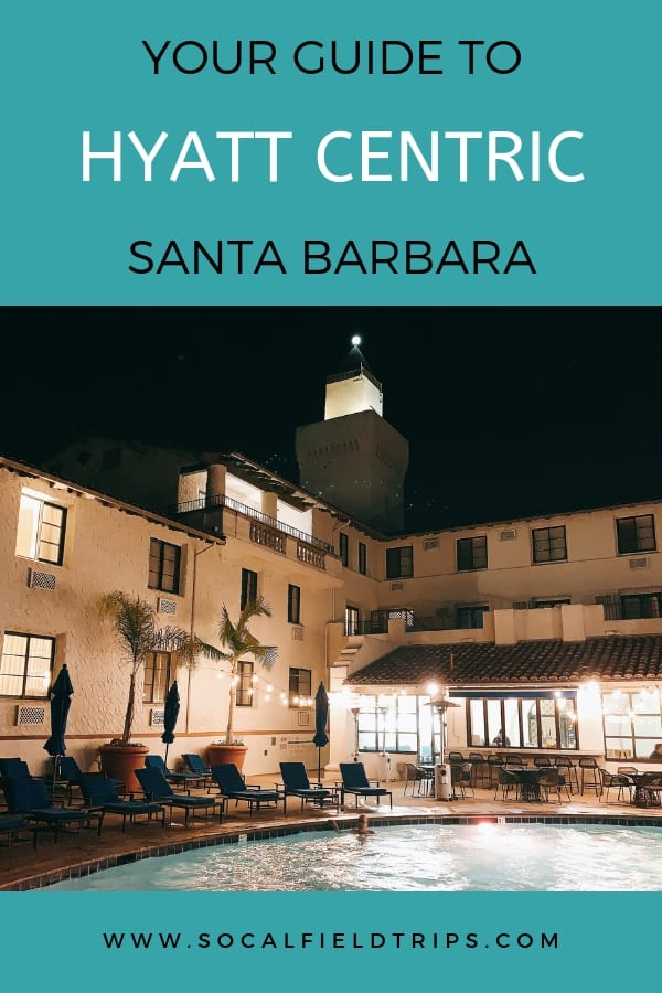 Are you planning a vacation to Santa Barbara? Then check out the Hyatt Centric Santa Barbara which is ideally located right across the street from beach and a few minutes' walk to downtown Santa Barbara.  Also, the Hyatt Centric is only a few blocks way from the Santa Barbara Zoo, the Santa Barbara Natural History Museum and MOXI. #seesb #santabarbara #calfornia #familytravel #travel #beach